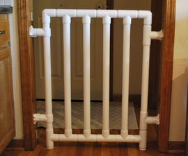 How to build a Safe and Strong Baby Gate