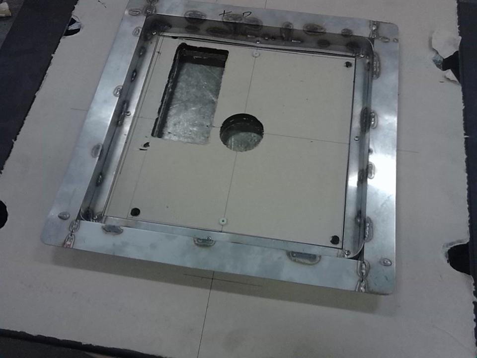Picture of Led Mount and Frame