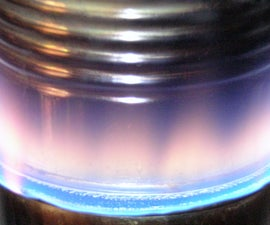 Build a low tech CFV stove