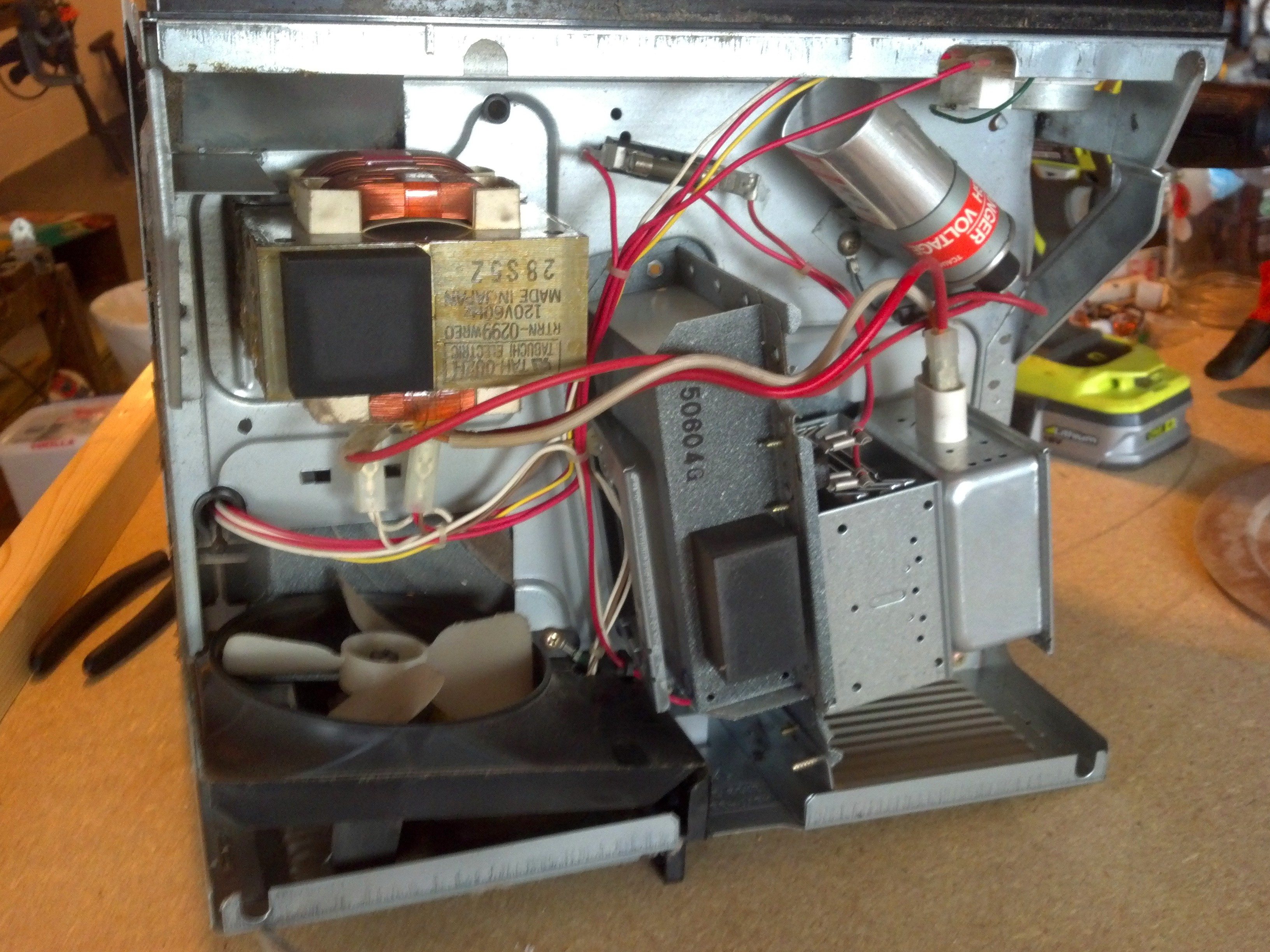 Picture of Fashioning a Power Supply