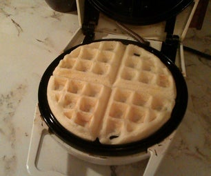 The Most Amazing Waffles