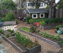 Urban Farming: Raised Bed Gardening