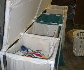 Huge PVC Laundry Sorter