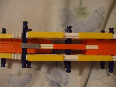 Forward Barrel + Rails