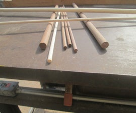 Making Dowel Rods With a Table Saw