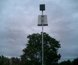 Homebrew WISP ( Wireless ISP)