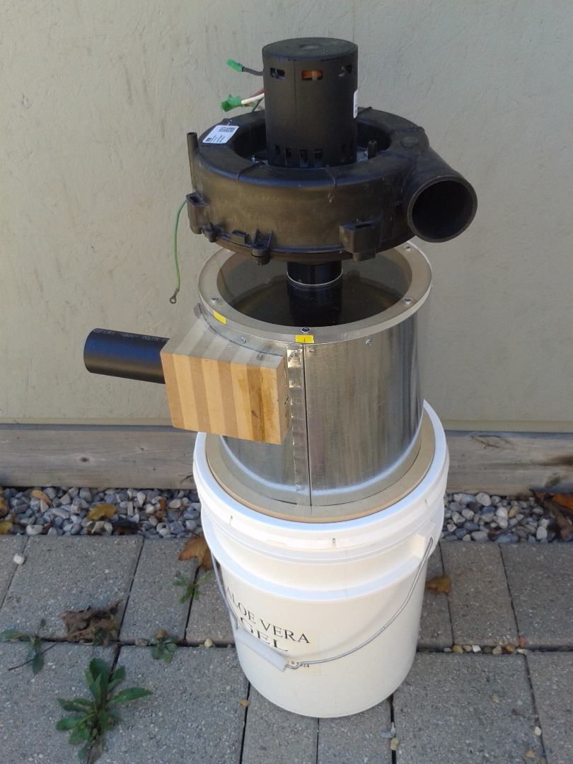 Picture of Thein/Cyclone Dust Separator