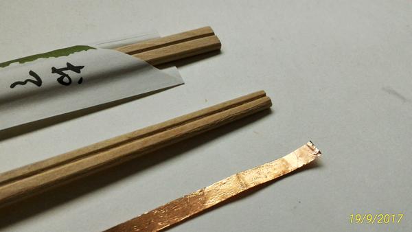 Picture of Making: Preparing Chopsticks