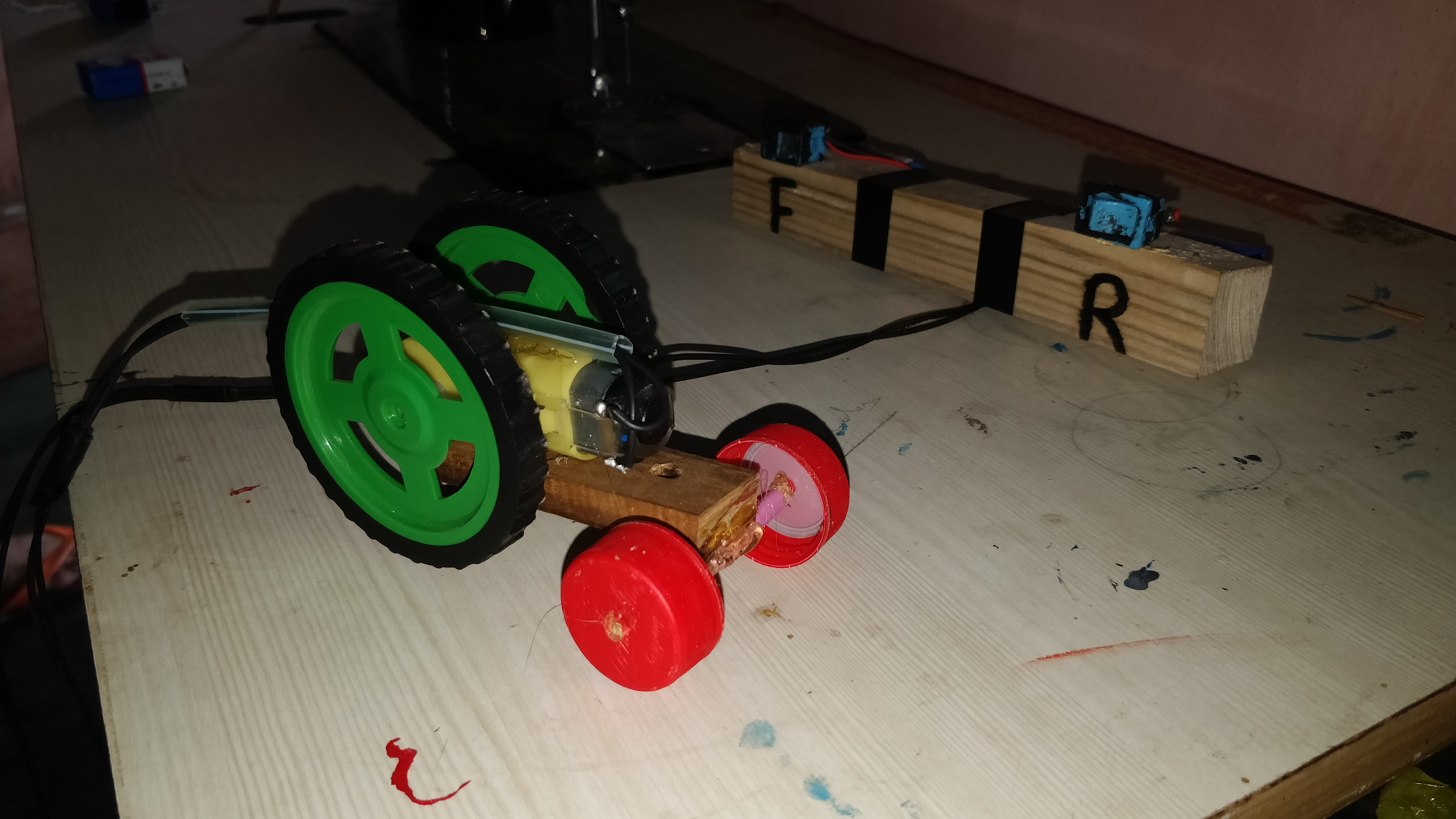 Picture of Remote Controlled Car