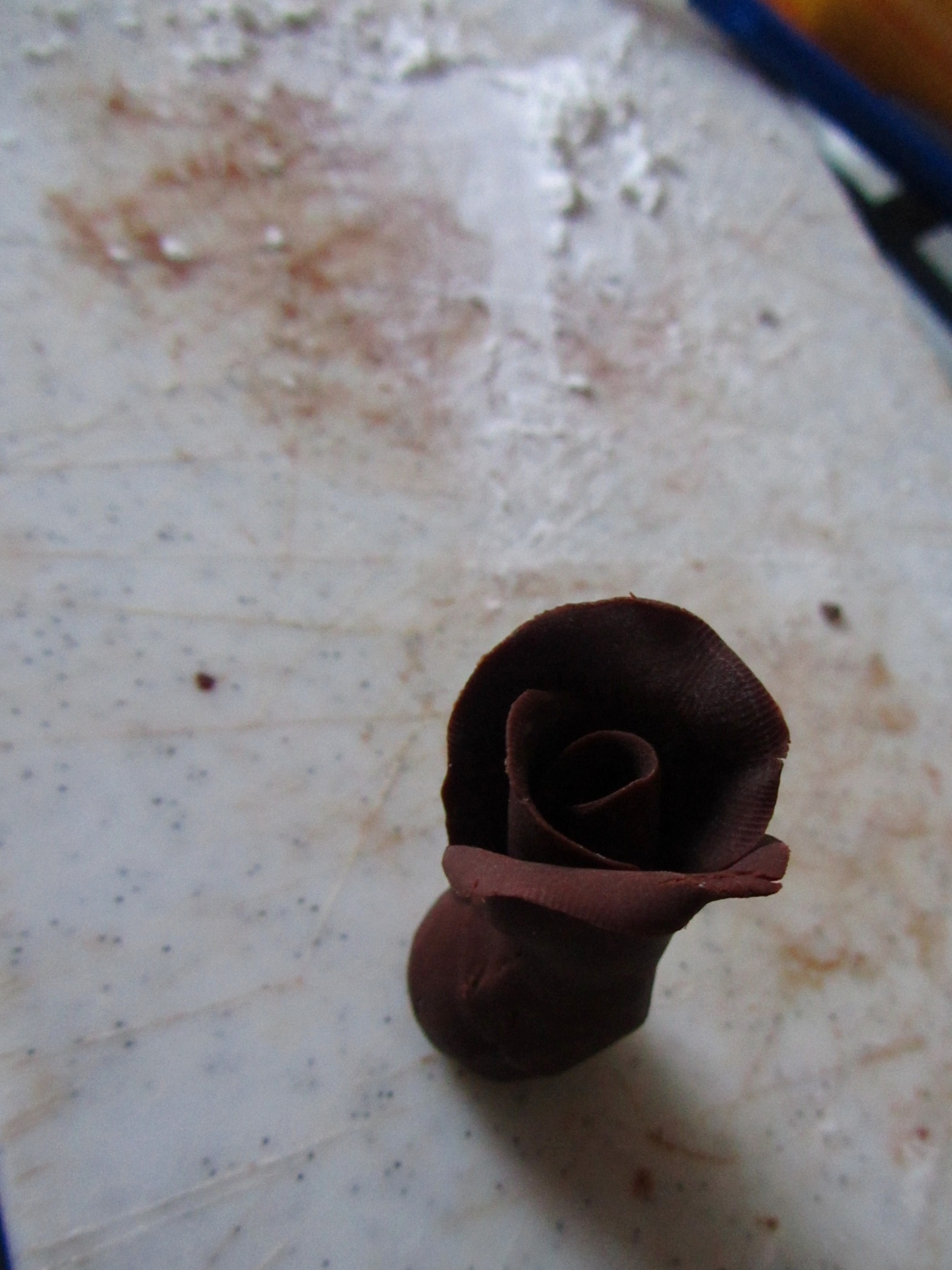 Picture of The Rose: Building Up the Layers