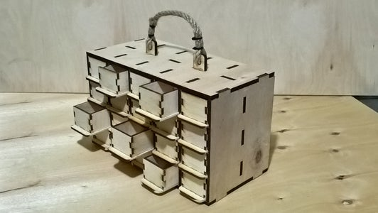 Organizer for Screws / Bolts / Nuts / Washers