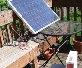 Hybrid solar panel (photovoltaic and thermal)