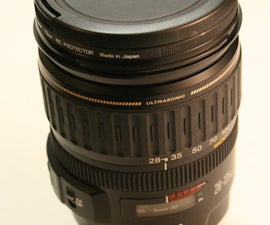 Lens creep fix for Canon EF 28-135mm f/3.5-5.6 IS USM