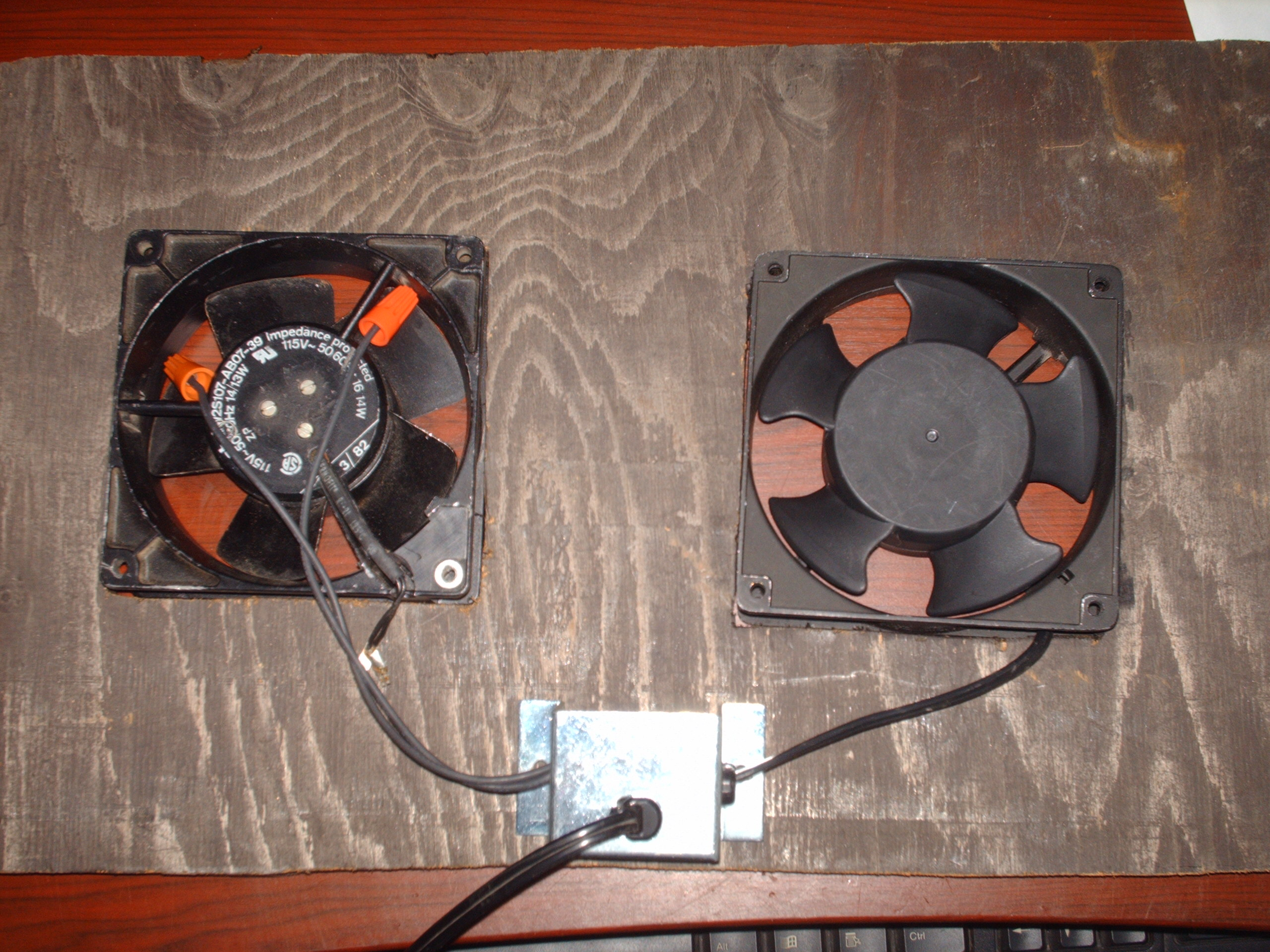 Picture of Instaling the Fan
