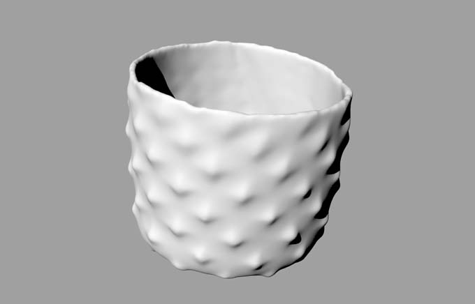 Picture of Converting and Modifying the DICOM Files to a 3D-printable File