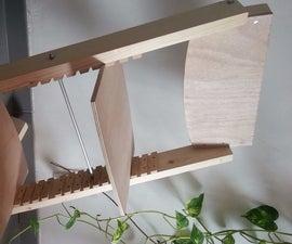 Adaptive wood chair