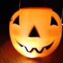 Spooky flashing LED for Pumpkin [Halloween]