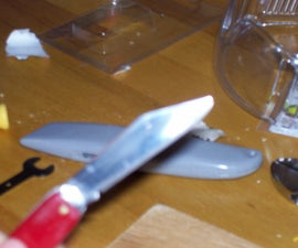 Quickly Sharpen a Knife...with a Dremel!