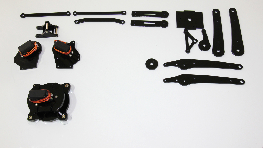 Picture of End Effector Assembly