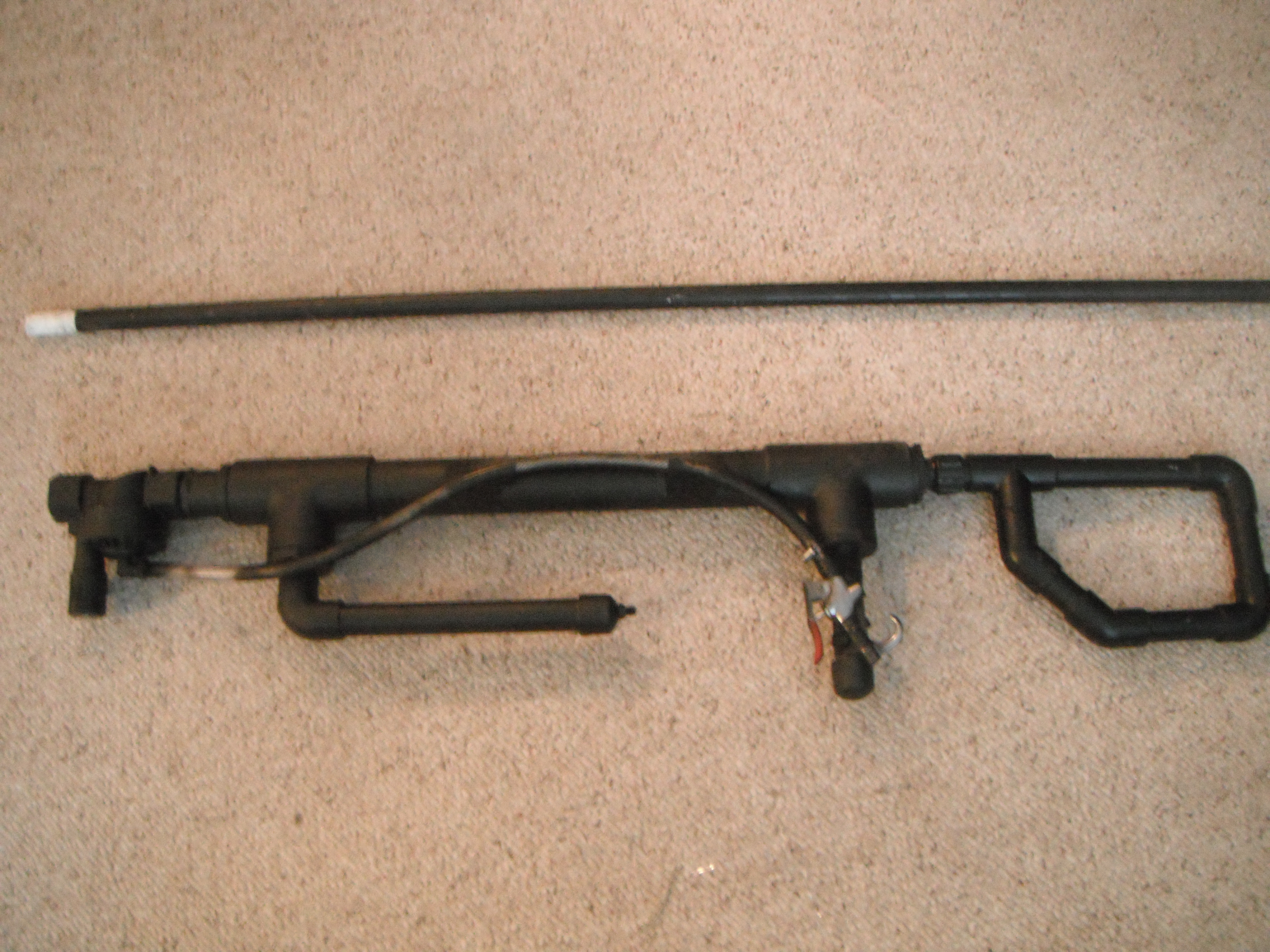 Picture of Intermidate Air Rifle With Interchangable Stock