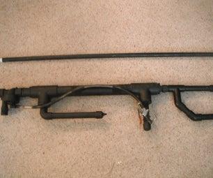 Intermidate Air Rifle With Interchangable Stock