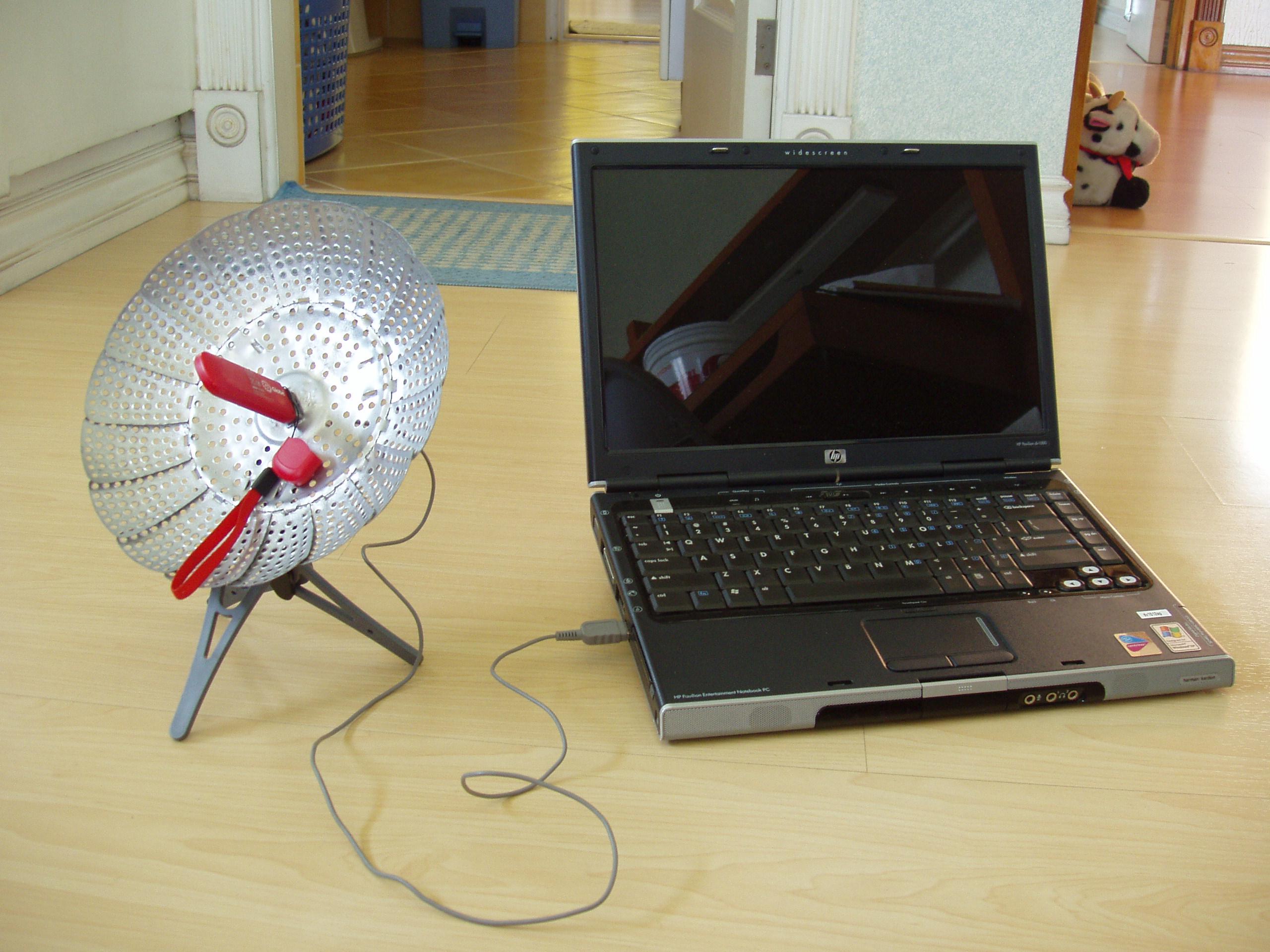 Как усилить wifi своими руками