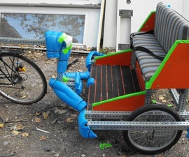 How To Build Your Own Pedicab