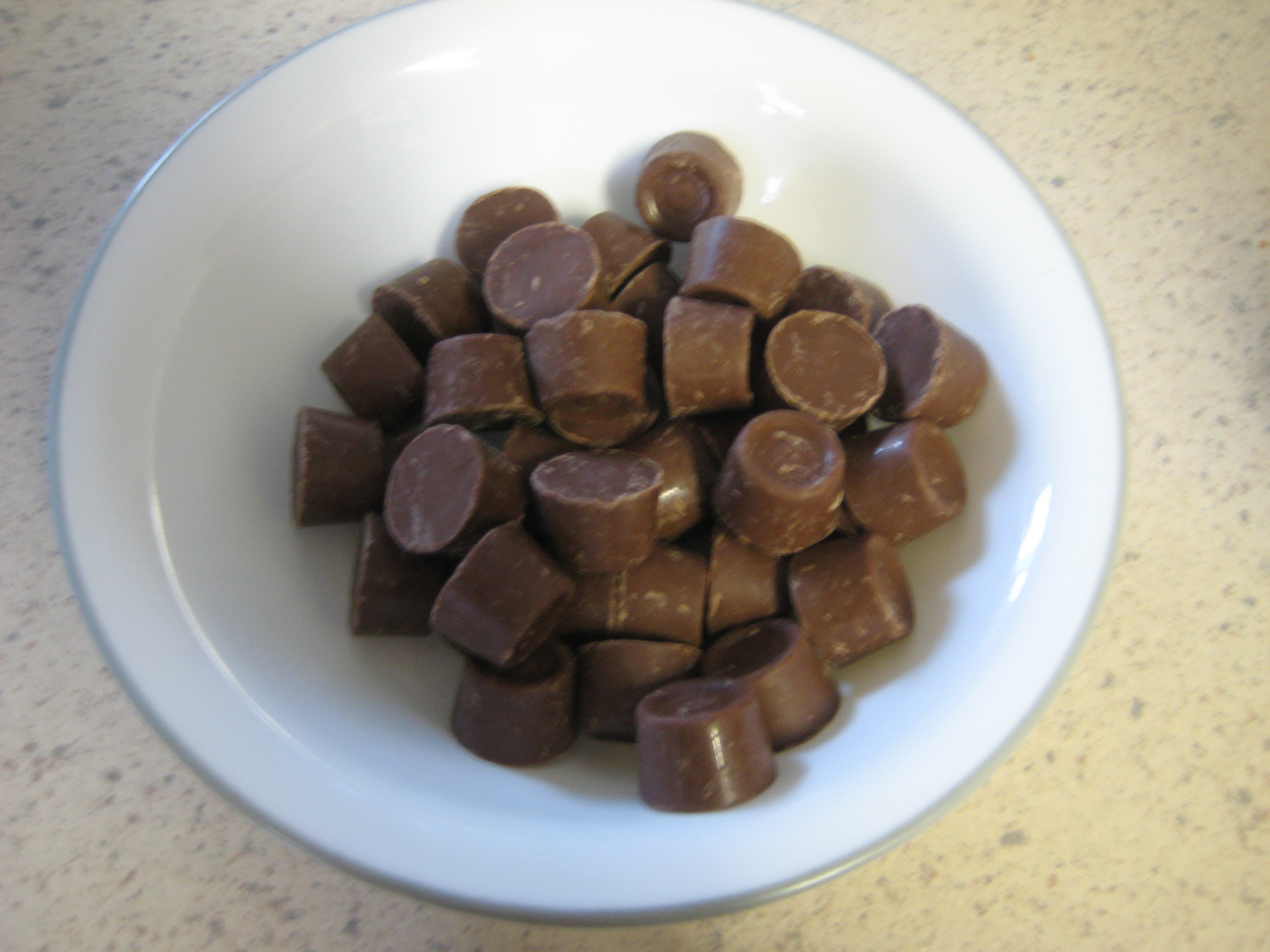 Picture of Rollo Fudge Brownies
