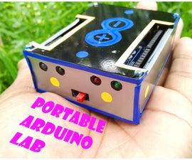 Portable Arduino Lab