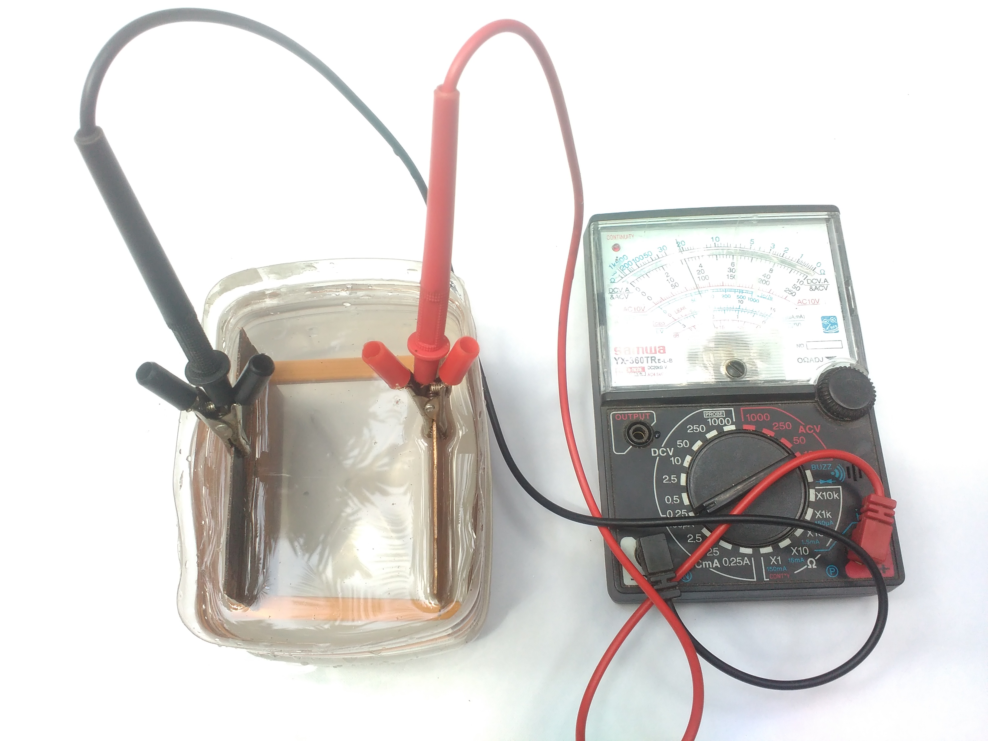 Picture of Make Solar Cell From Copper DIY Tutorial