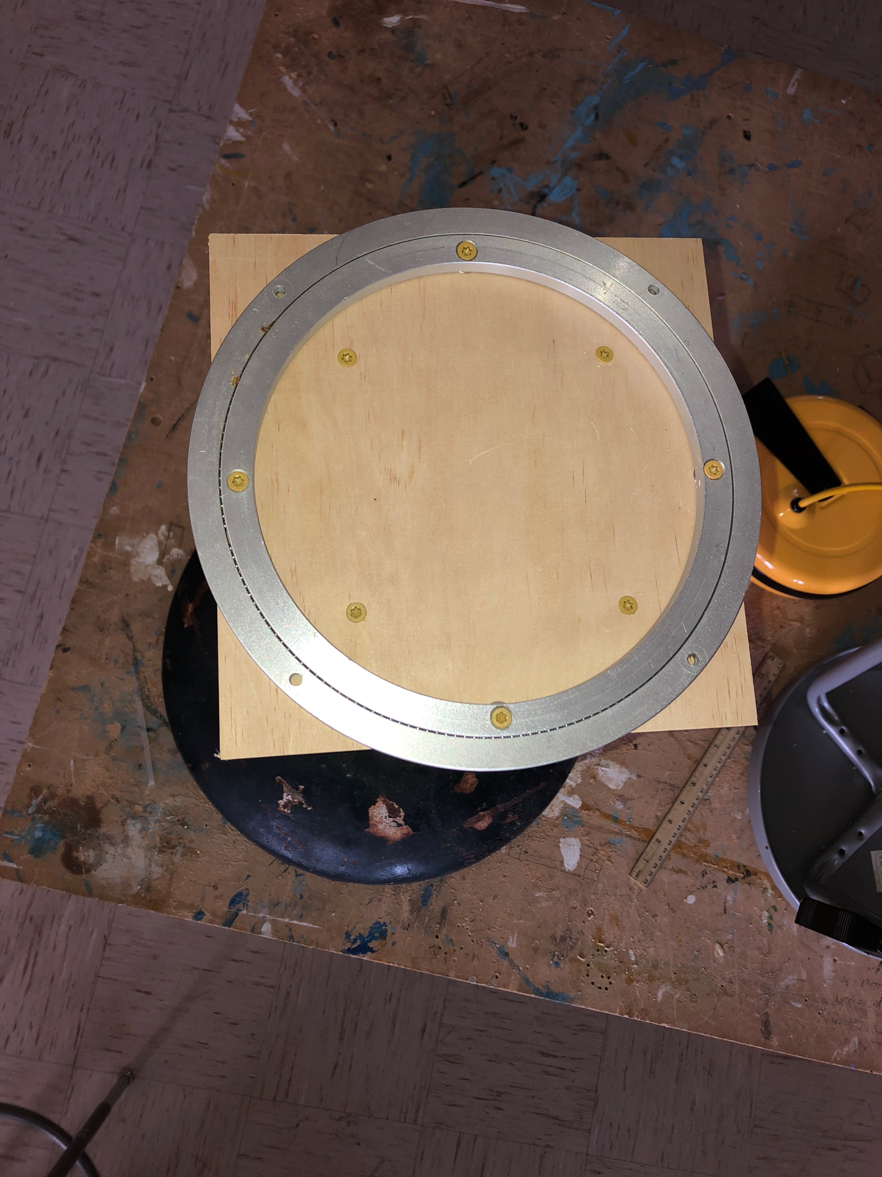 Picture of Make Your Lazy Susan Base