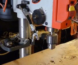 Drill Press Laser Pointer