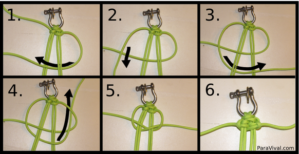 Step 6: Completing Your Second Braid.