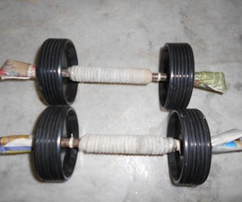how to make your own ab wheel and ab wheel alternatives