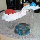 How to make a binary star cake
