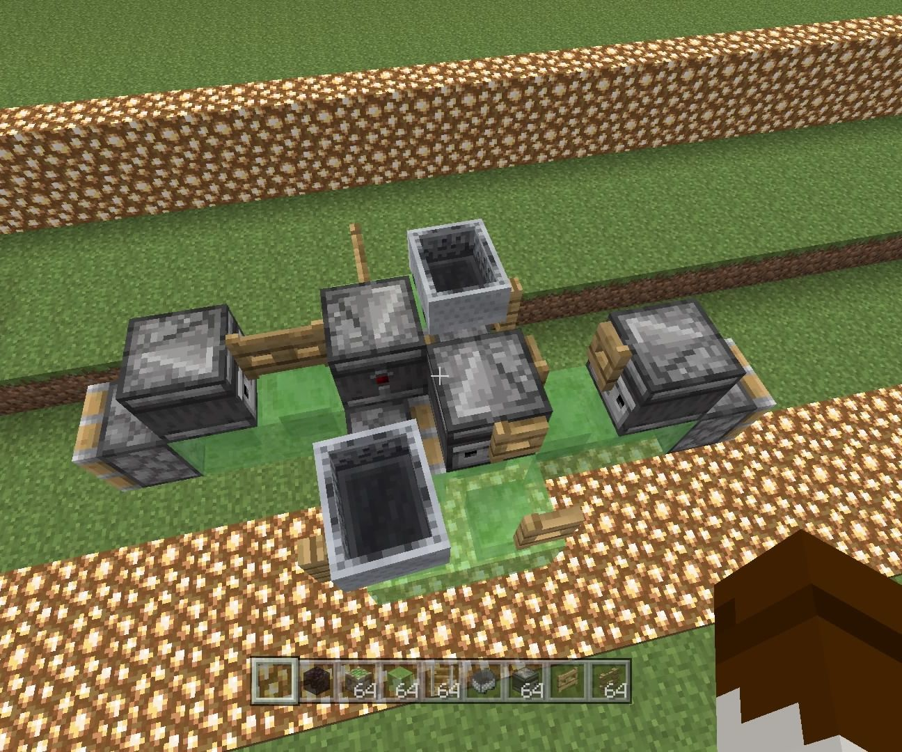 Minecraft SethBling's Simple 2-way Controllable Flying