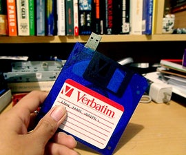 USB Flash Diskette