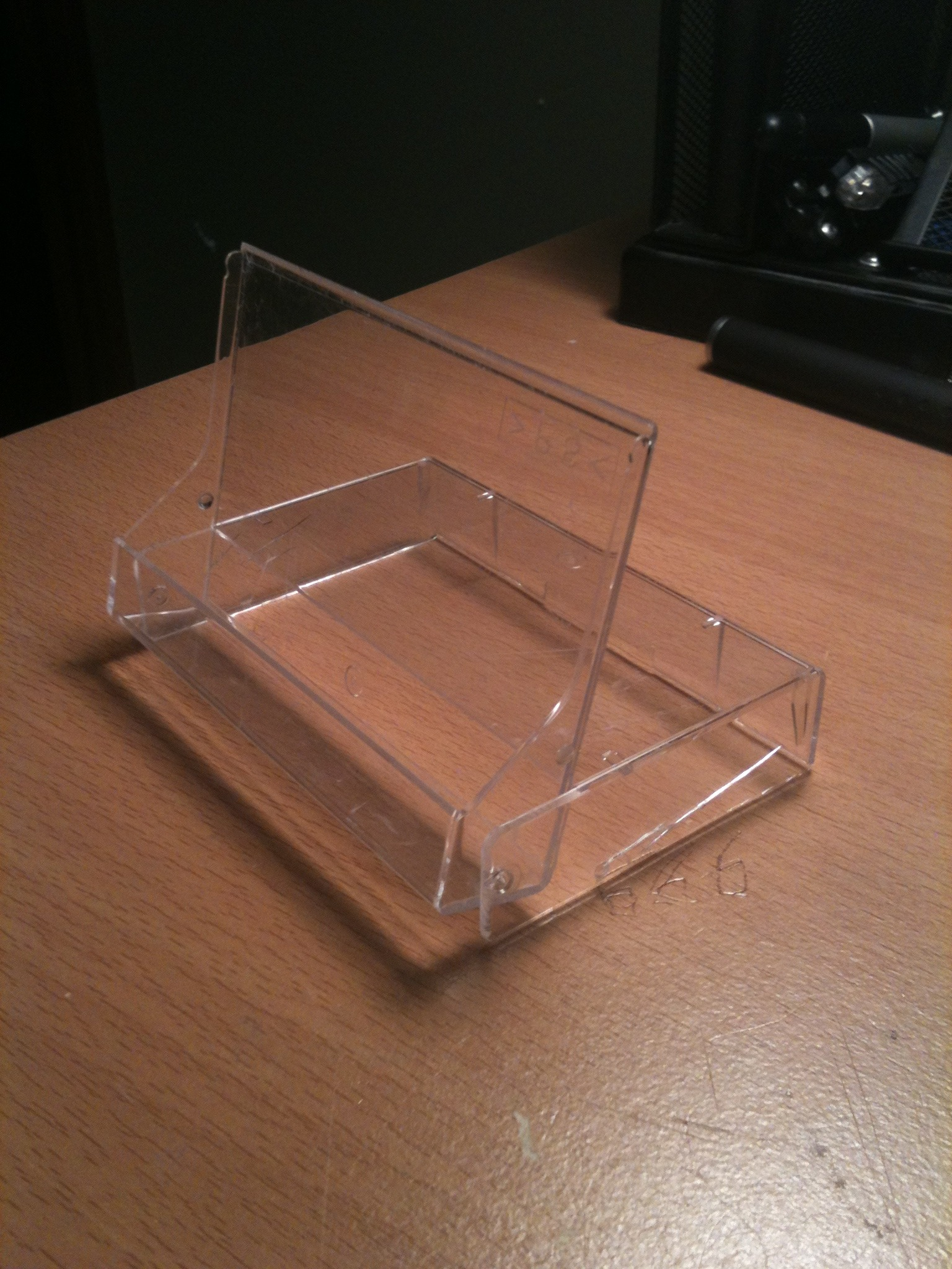 Picture of Easy, Cheap IPhone/iPod Stand.