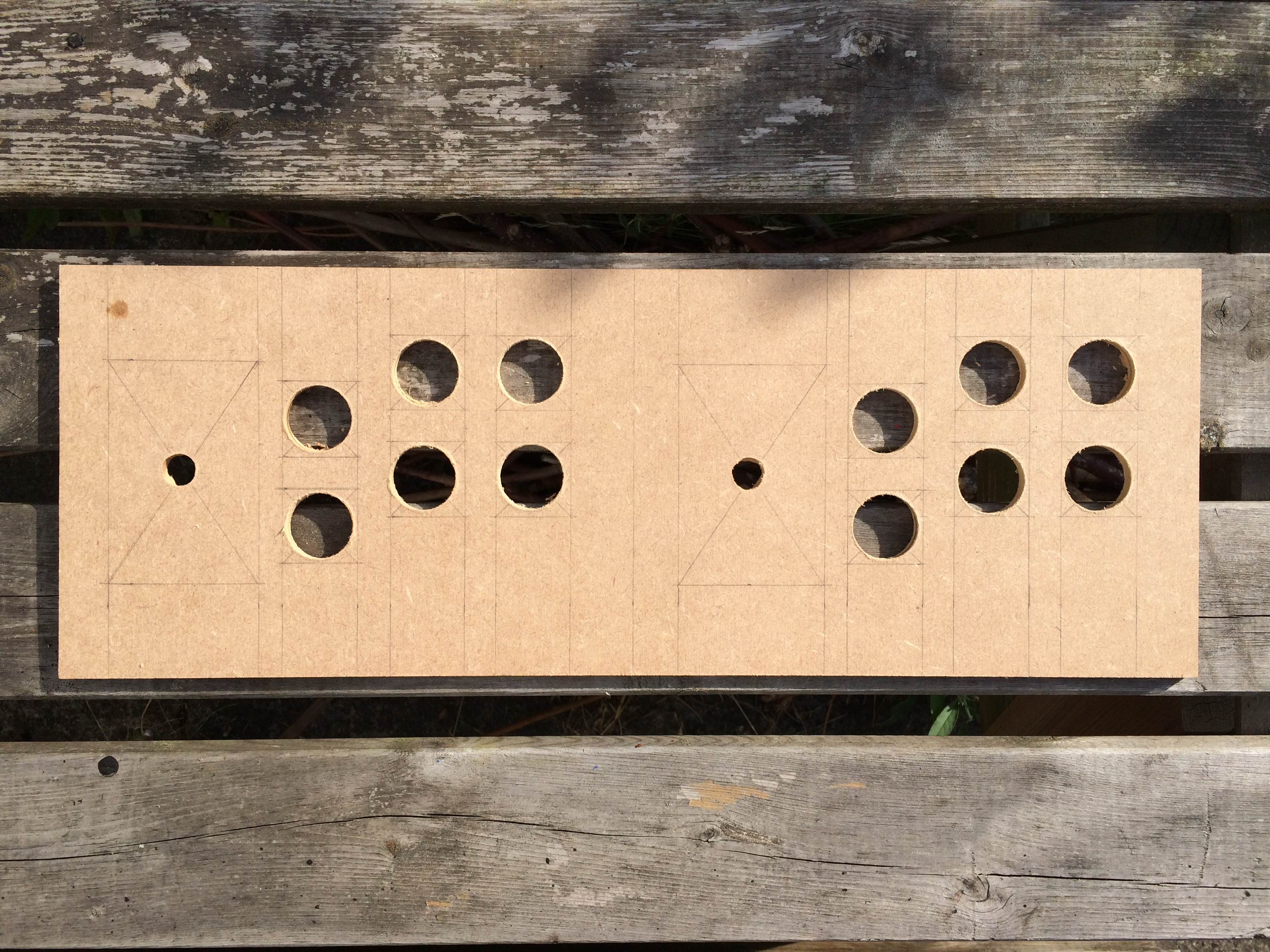 Picture of Control Panel Prototyping