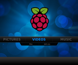 XBMC Media Center with Raspberry Pi