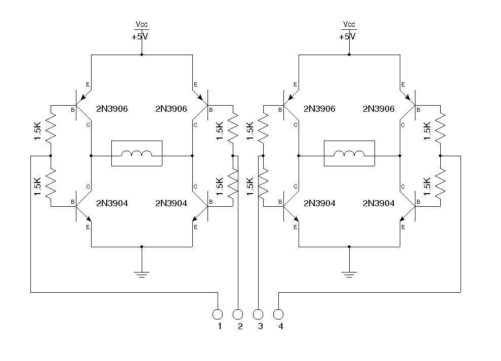 Picture of Build a Controller for the Stepper Motor