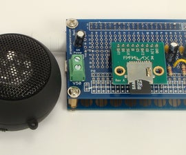 Build your own Pocket SID Audio Player