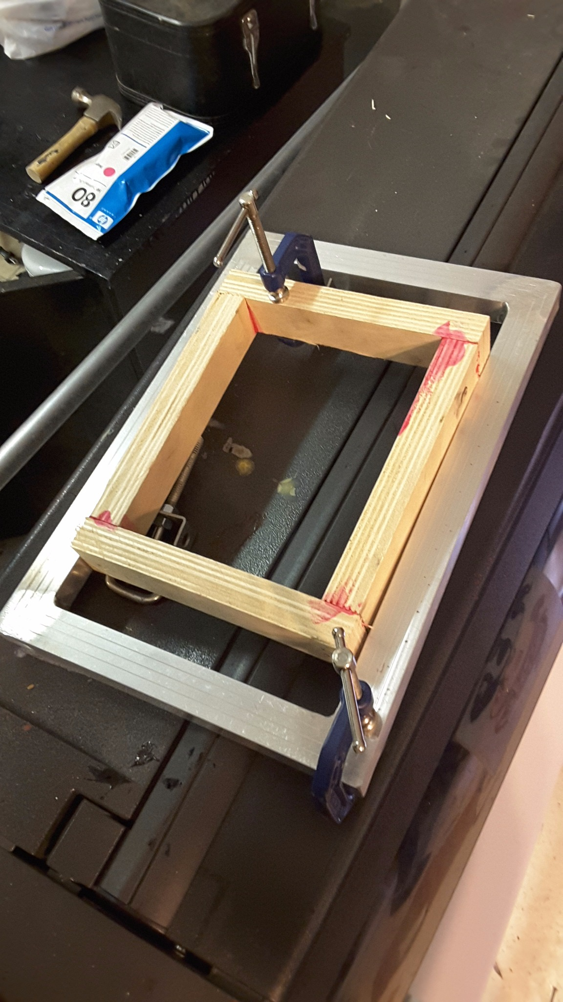 Picture of Simple Silkscreen Frame