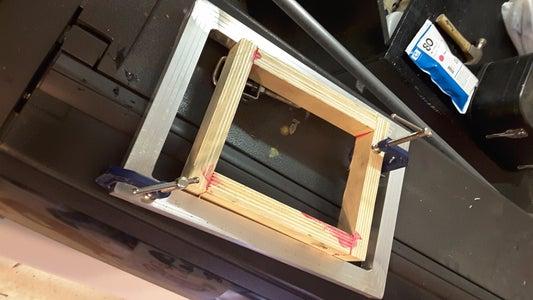 Simple Silkscreen Frame