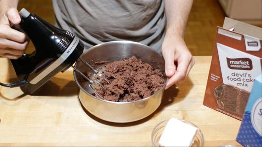 Add Cake Mix