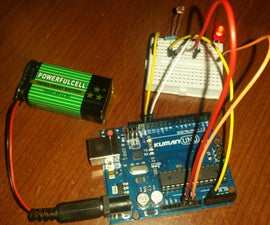 Arduino Light Detection Tutorial