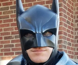 Batman Cowl 2.0