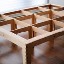Slotted Bed
