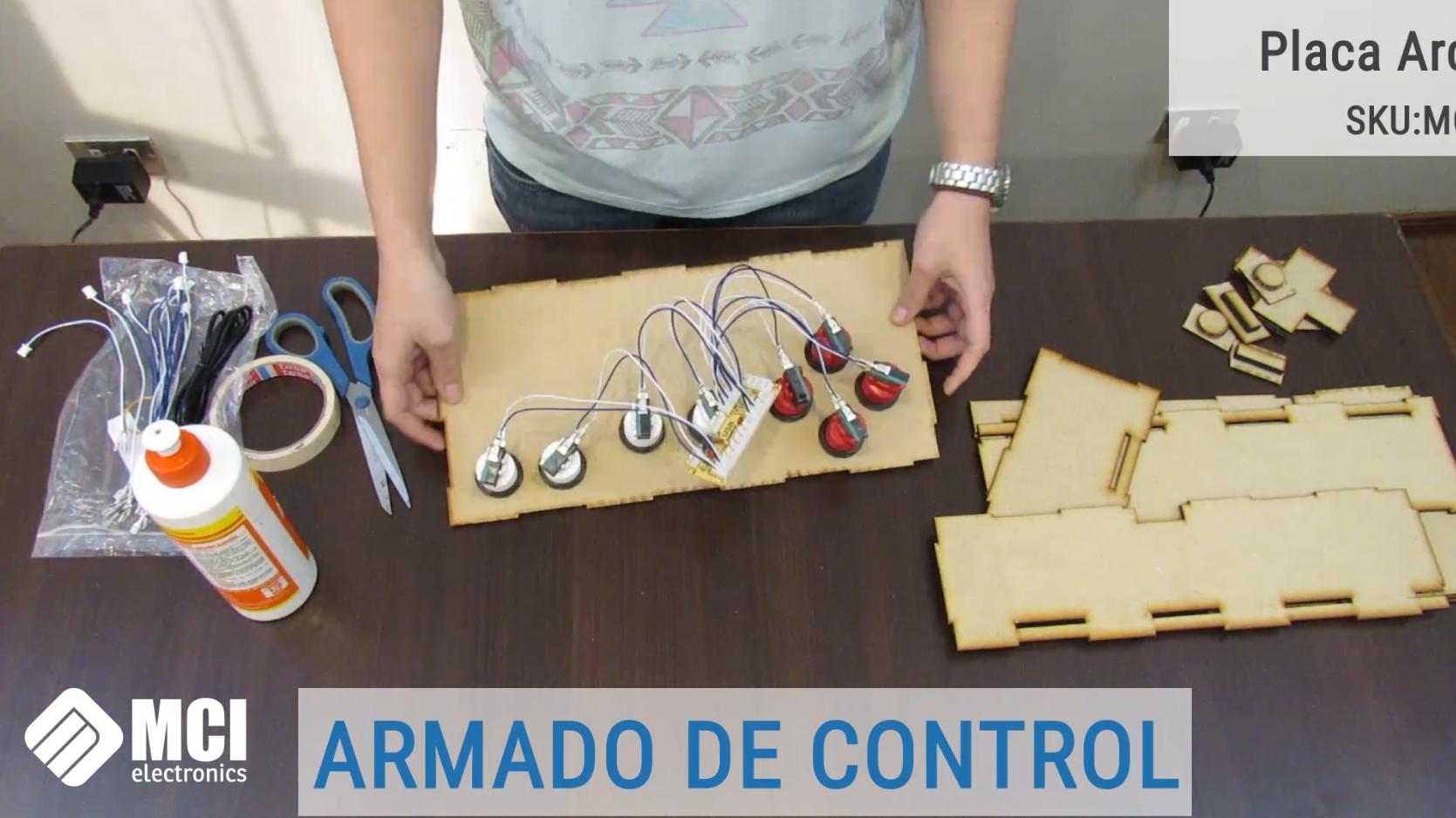 Picture of Armado De Control