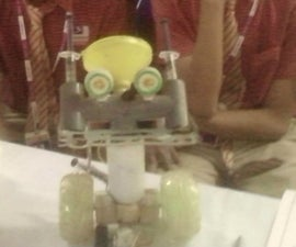 Simple remote controlled bot
